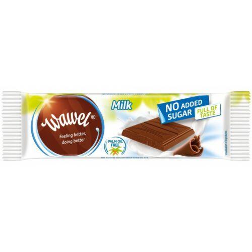 Wawel Tejcsokoládé hozzáadott cukor nélkül, édesítőszerrel 30 g