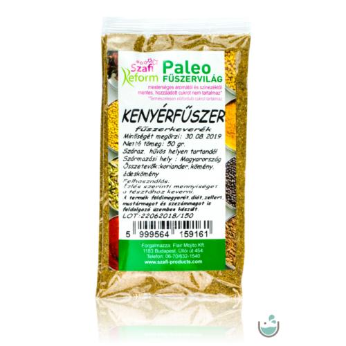 Szafi Reform paleo kenyérfűszer fűszerkeverék 50 g