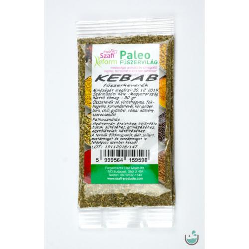 Szafi Reform paleo kebab fűszerkeverék 50 g