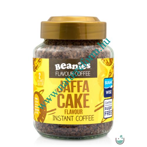 Beanies Jaffa-csokoládé ízű instant kávé 50 g – Natur Reform