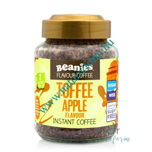 Beanies Karamellás almás ízű instant kávé 50 g