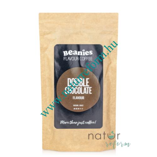 Beanies Dupla csokoládé ízű őrölt kávé 125 g – Natur Reform