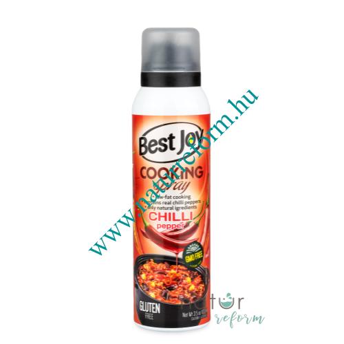 Best Joy Cooking Spray Chili Paprikás 100 ml - Natur Reform