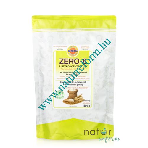 Dia-Wellness Zéro 6 lisztkeverék koncentrátum 500 g - Natur Reform