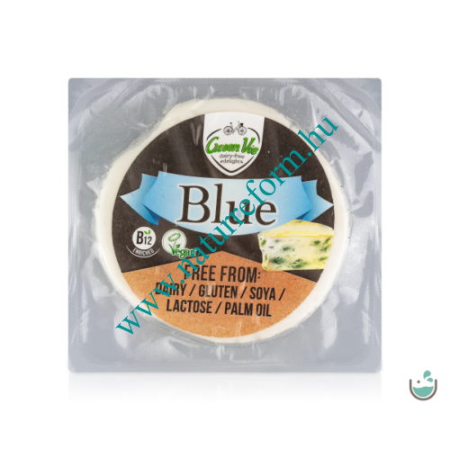 Green Vie Blue Blokk növényi sajthelyettesítő 200 g – Natur Reform