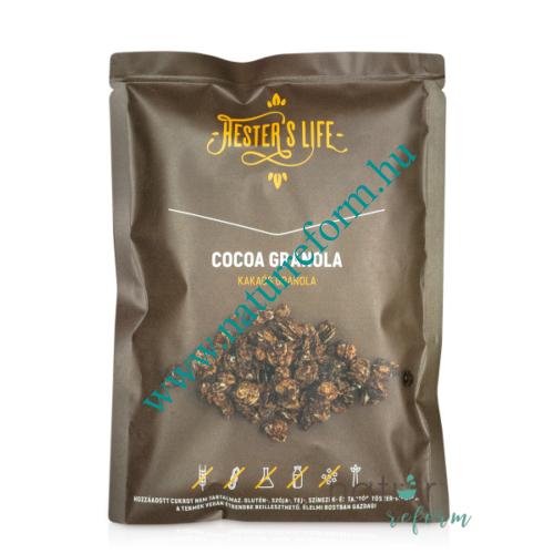 Hester's life cocoa granola – kakaós granola 60 g – Natur Reform