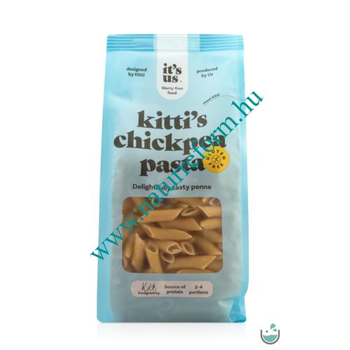 It's us Kitti's Gluténmentes csicseriborsó penne száraztészta 200 g – Natur Reform