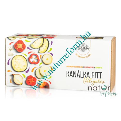 Kanálka Fitt válogatás 3 x 195 g – Natur Reform