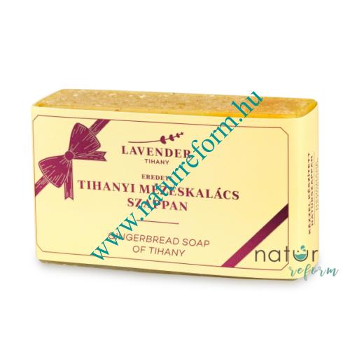 Lavender Tihany Eredeti Tihanyi Mézeskalács Szappan 100 g – Natur Reform