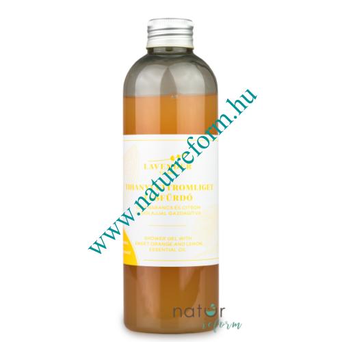 Lavender Tihany Tihanyi Citromliget Tusfürdő 250 ml – Natur Reform