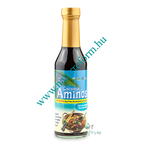 Coconut Secret Kókusz aminó szósz 237 ml – Natur Reform