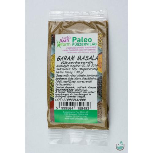 Szafi Reform paleo garam masala (őrölt) fűszerkeverék 50 g