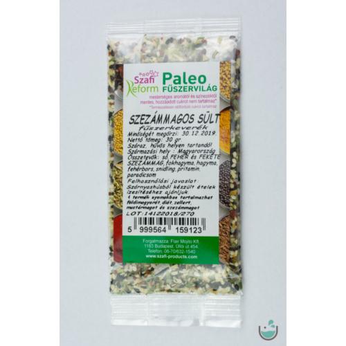 Szafi Reform paleo szezámmagos sült fűszerkeverék 30 g